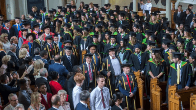 GRADUATION: Faculty of Humanities, Arts & Social Sciences – Saturday 13th July 2019, 3pm