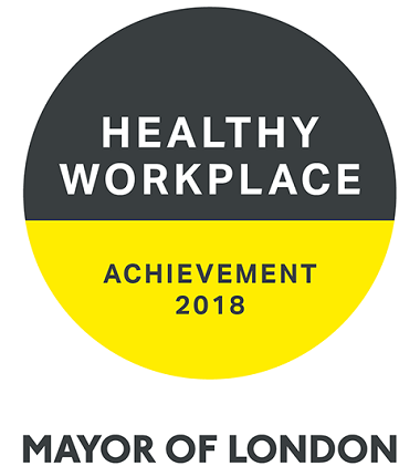 Healthy Workplace Achievement 2018